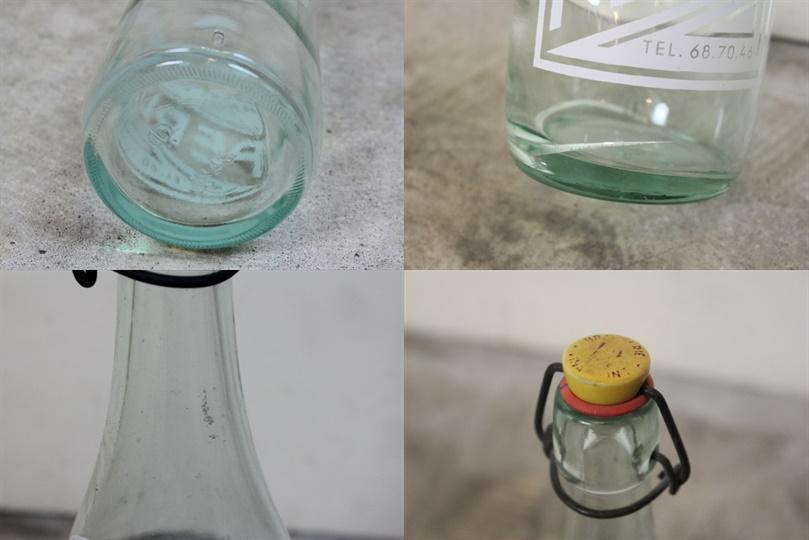 アンティークボトルセット イギリス 陶器蓋
