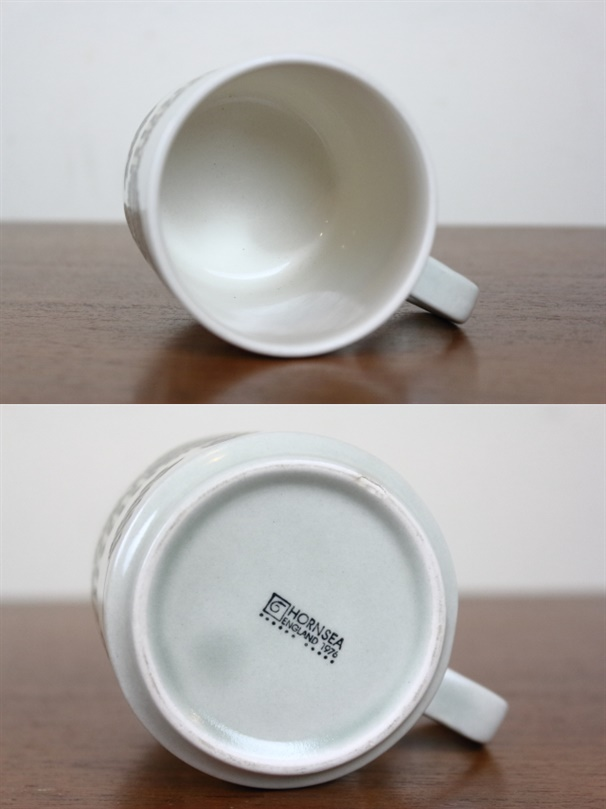 ホーンジー HORNSEA マグカップ ズーディアック ライオン