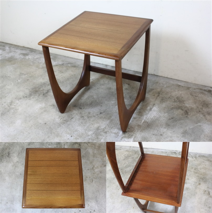 G-PLAN ジープラン フレスコシーリーズ ネストテーブル