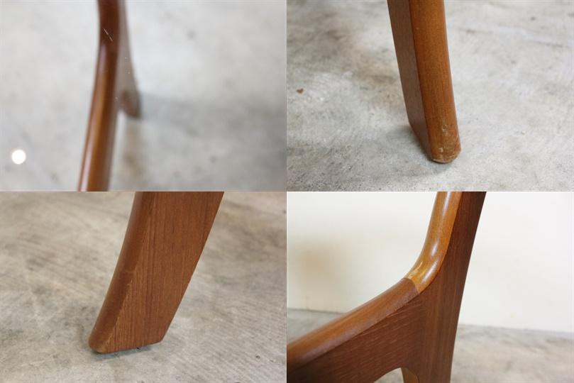 G-PLAN ジープラン ガラストップコーヒーテーブル