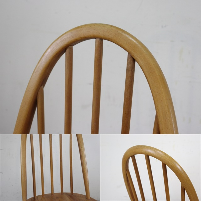 ercol,アーコール,クエーカーチェア